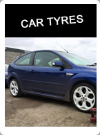 Car Tyres from Moray Tyre Services Elgin