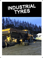 Industrial Tyres from Moray Tyre Services Elgin